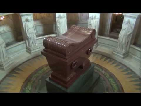 Paris - The Church Invalides, Napoleon's Tomb