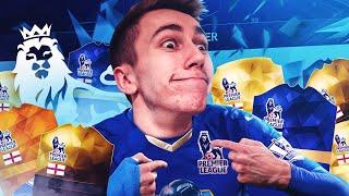 BPL TOTS DRAFT!!! - FIFA 16