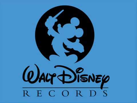 Walt Disney Records Logo (2005)