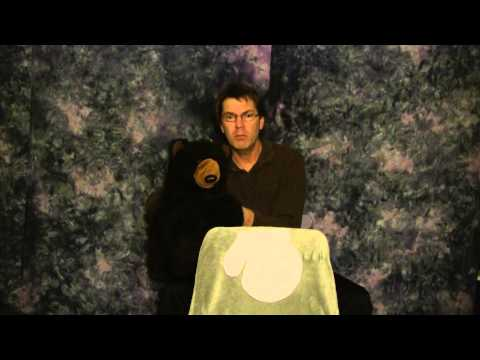 """How to Tell """"The Mitten"""" with Puppets"""