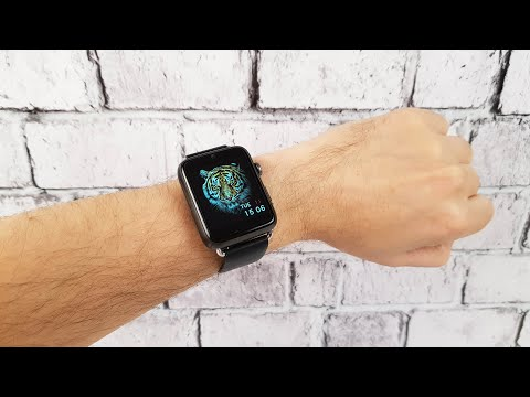 Обзор смарт часов RUGUM DM20: как Apple Watch, только в 5 раз дешевле