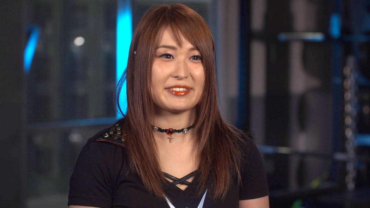 Io Shirai on her dream opponents, changing women's wrestling forever
