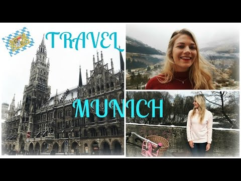 TRAVEL VLOG: MUNICH, GERMANY | FashionFundi
