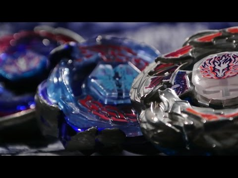 Beyblade Session : Pegasus 3 Way Battle!