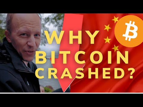 Why Bitcoin Crashed - Do This NOW!