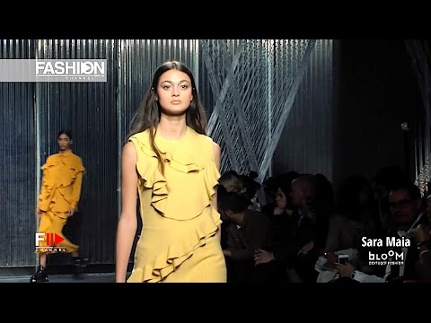 SARA MAIA - Portugal Fashion Fall Winter 2017 2018 - Fashion Channel