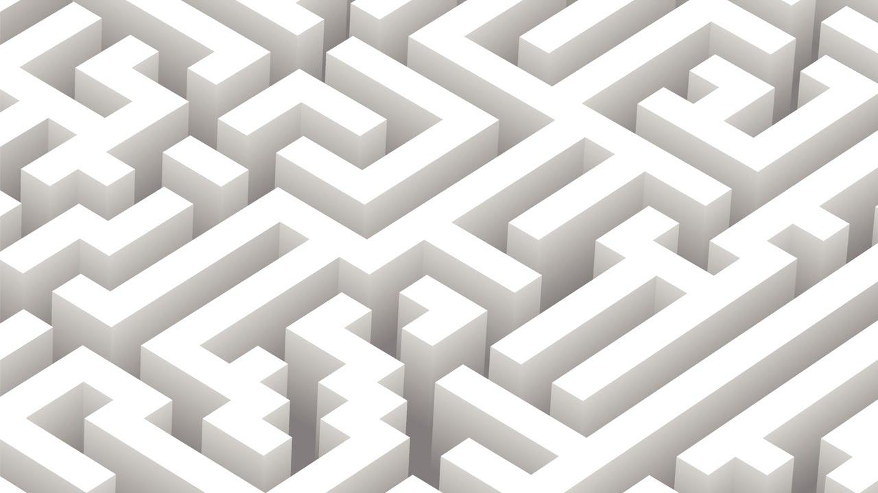 mazes - by Eric J Eckert