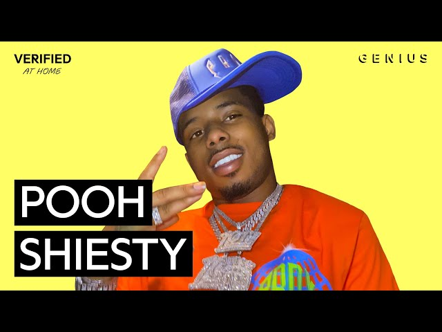 """Pooh Shiesty """"Back In Blood"""" Official Lyrics & Meaning 