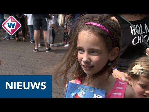 Kinderboekenambassade in Den Haag geopend - OMROEP WEST