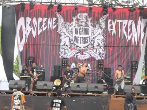 tyranny live OAF 2013