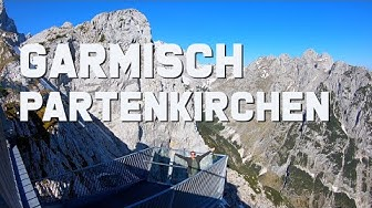 Garmisch Partenkirchen Germany | The Planet D | Travel Vlog