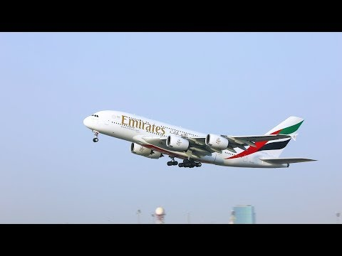 Emirates A380 lands in new places | 2018 | Emirates Airline