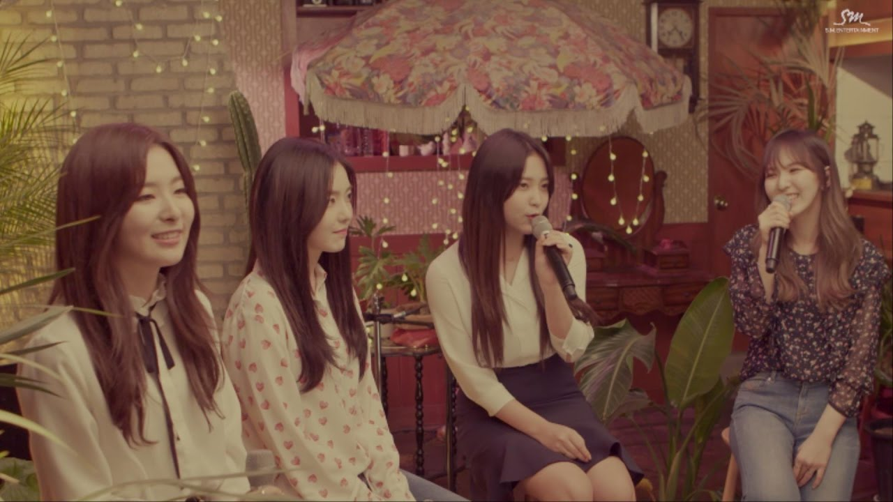 Imagini pentru Red Velvet acoustic version of 'Would U'
