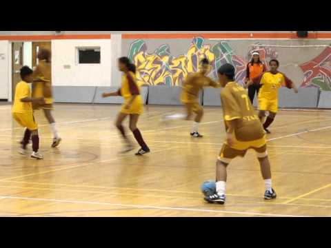 #2 Women's Indoor Futsal Bermuda January 7 2012