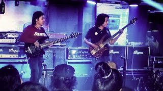 Event Guitarist Connect 2015 = Minh Quang và Phương Bass.