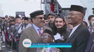 Hazrat Mirza Masroor Ahmad's Guatemala Tour Update - 22 October 2018