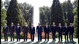 Президент Узбекистана 27-28 сентября принял участие в саммите СНГ в г.Душанбе (