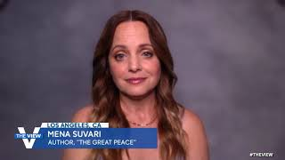 """Mena Suvari Opens Up About Overcoming Addiction, Abuse in Memoir """"The Great Peace"""""""