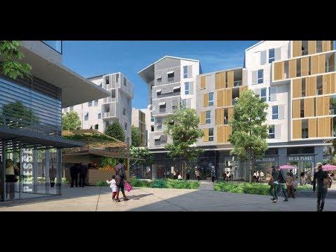 Kanopee  - Zac Coeur de Ville - 5 500 m² de locaux commerciaux à louer à la Possession