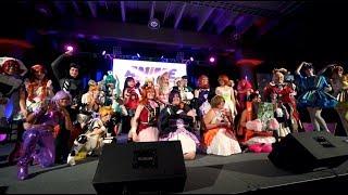 Anime NYC 2017 Masquerade ULTRA DELUXE