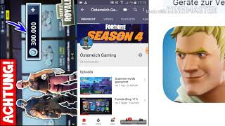 FORTNITE ON THE ANDROID MOBILE GAMES