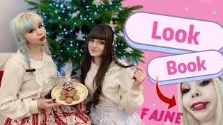 Zimowy LOOK BOOK 2020 *Japońska moda uliczna*