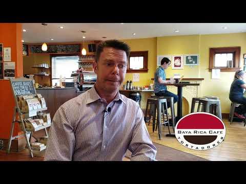 'Coffee Talk' With Randy Coleman - Baya Rica Cafe