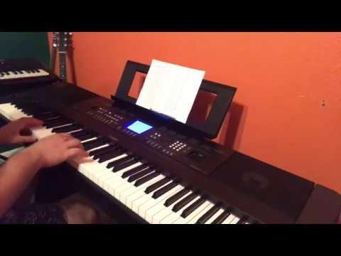 Adams Song  Blink 182 Piano