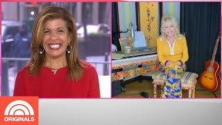 Dolly Parton Opens Up About Her 'Beacon Of Light' | Quoted By with Hoda | TODAY