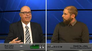"chillTV Interview:  ""David Swankey, Vice Chair Chilliwack School Board"", Sep 2020"