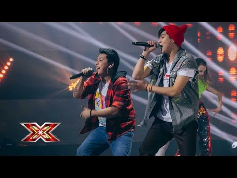 "ВКураже. ""Despacito""  (Luis Fonsi ft. Daddy Yankee) X Factor Kazakhstan. 7 Сезон. Эпизод 11"