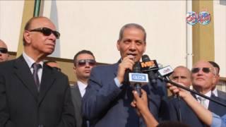أخبار اليوم | كلمة وزير التربية والتعليم بمناسبة افتتاح مدرسة تحيا مصر 2