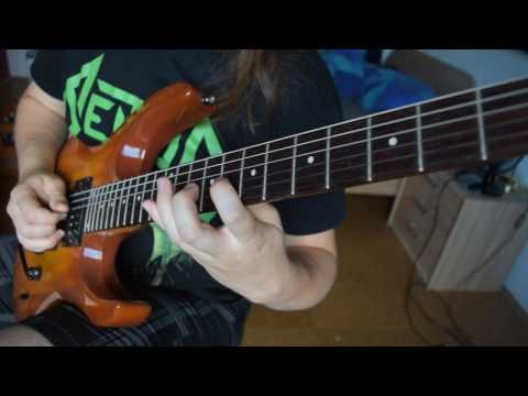 Good Mourning Black Friday (Megadeth) Intro Practice