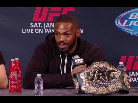 UFC 182: Post-fight Press Conference Highlights