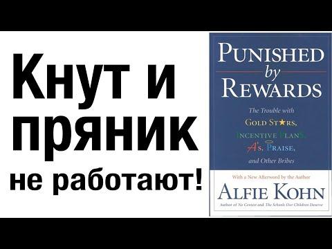 Кнут и пряник не работают! Книга Punished by Rewards