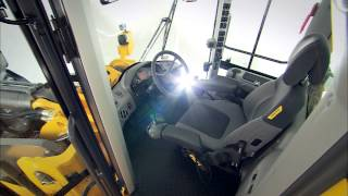 Volvo L350F Wheel loader promotional video