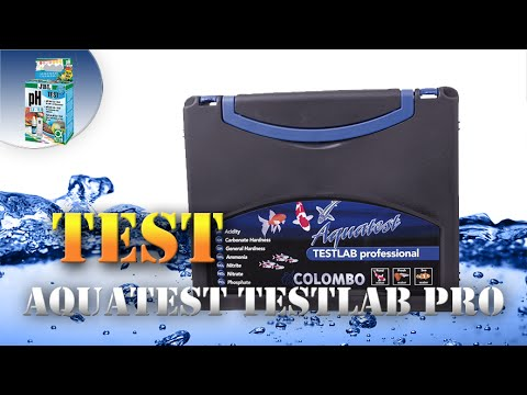 Aquatest Testlab - Test complet