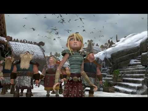 HOW TO TRAIN YOUR DRAGON  Dragon Training Lesson 1 The Deadly