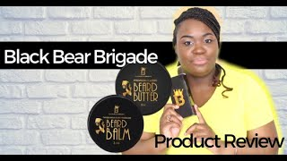 Black Beard Brigade Product Review #BlackOwned??