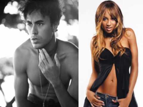 Enrique Iglesias Ft Ciara Takin' Back My Love lyrics HQ videoroke
