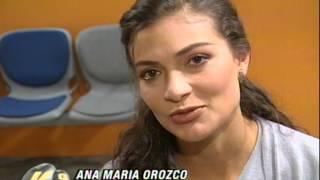 Nota a Ana María Orozco por