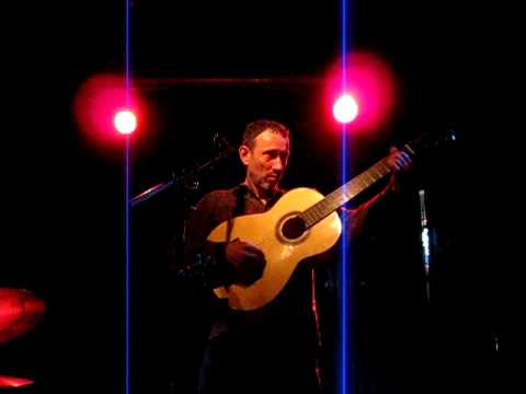 Jonathan Richman - Pablo Picasso - Live at The Record Bar - Kansas City - 6/29/2009