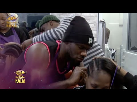 "<span class=""title"">Day 21: Hair game strong 