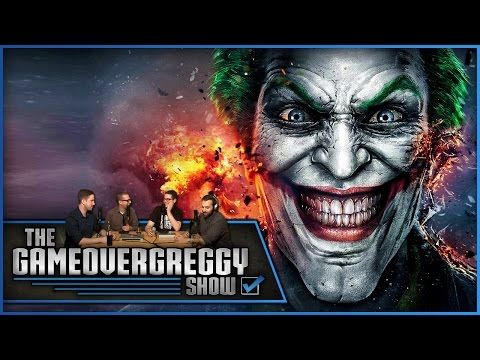 Awesome Joker Fan Theory - The GameOverGreggy Show Ep. 86 (Pt. 2)