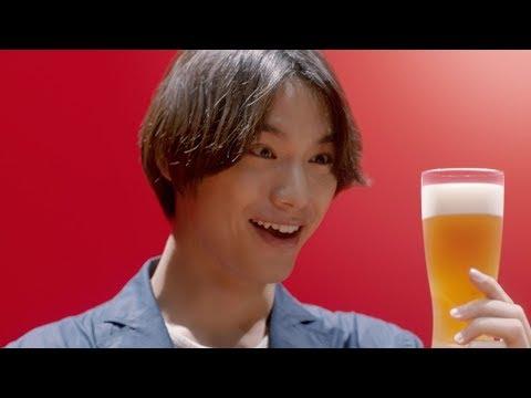 福士蒼汰、江口洋介おすすめのビールに感動 キリンビール『本麒麟』新CM「手紙 夏」篇&「福士蒼汰」篇
