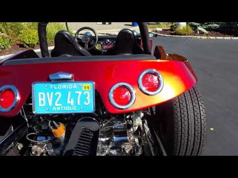 ~~SOLD~~1967 Volkswagen Dune Buggy Meyer Manx Style For Sale
