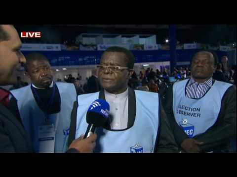 Cameroonian observer praises SA elections