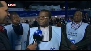 Cameroonian observer praises SA elections
