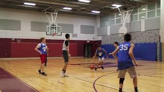 Cavs vs Knicks 021518