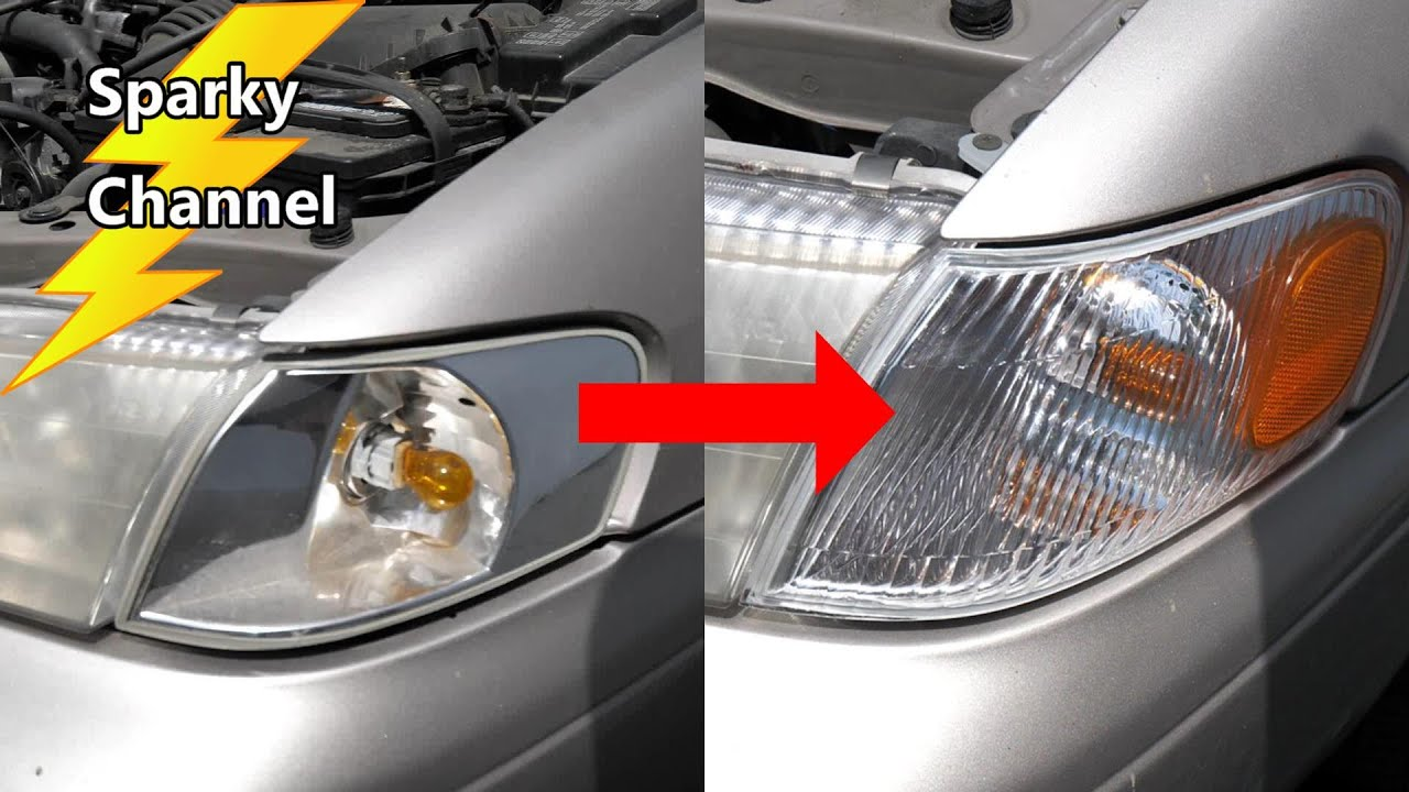 Turn Signal Light Fits 98-00 TOYOTA COROLLA VE CE LE RIGHT R//H SIDE CORNER LAMP 99